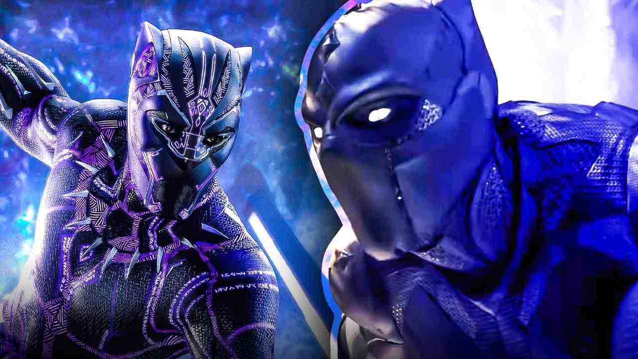 Black Panther Marvel's Avengers Suit