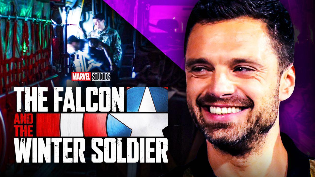 The Falcon and the Winter Soldier, Sebastian Stan