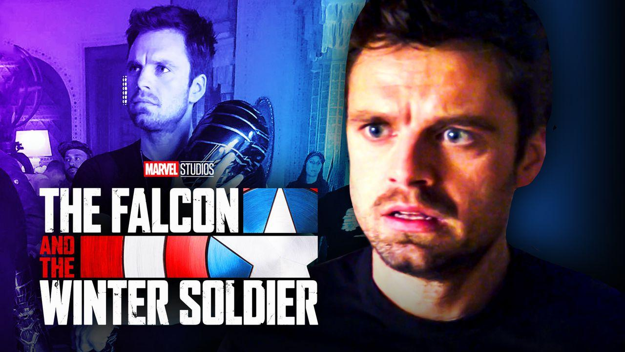 Sebastian Stan Bucky Arm