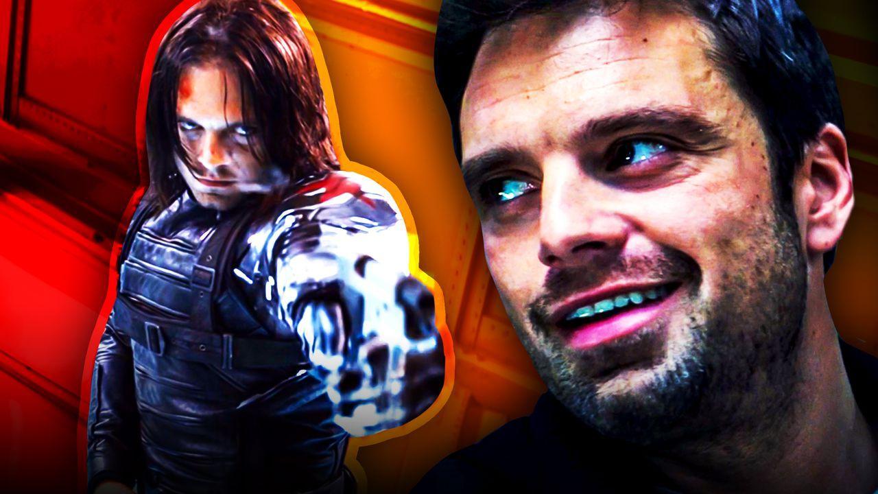 Sebastian Stan Winter Soldier