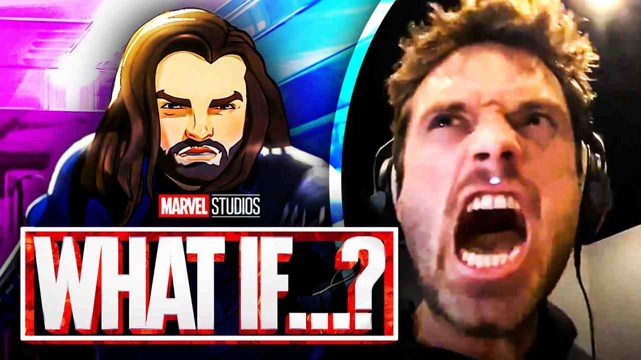 Sebastian Stan Bucky Barnes What If Marvel