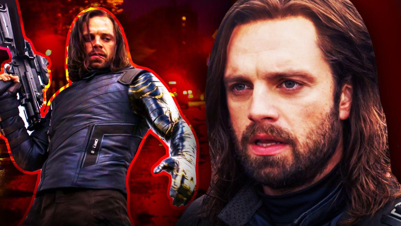 Bucky Barnes Avengers Infinity War