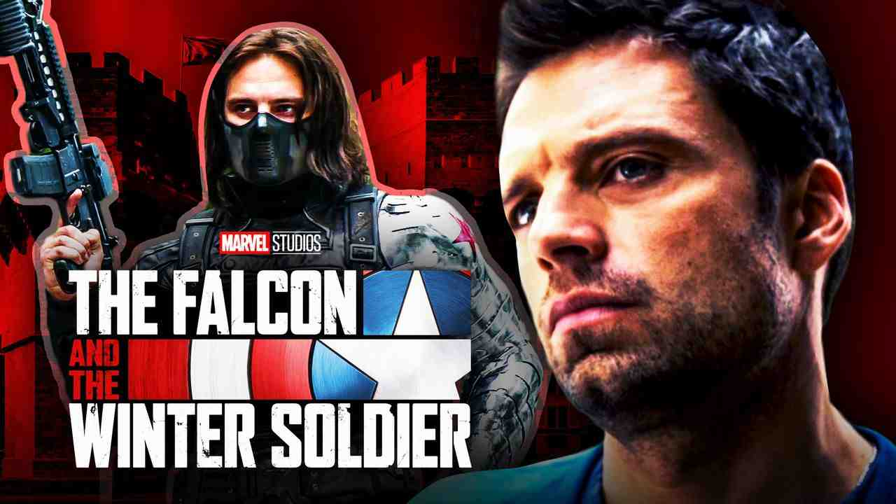 Winter Soldier, Sebastian Stan, The Falcon and the Winter Soldier