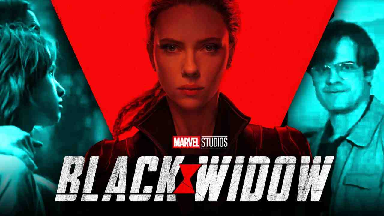 Black Widow David Harbour De Aged