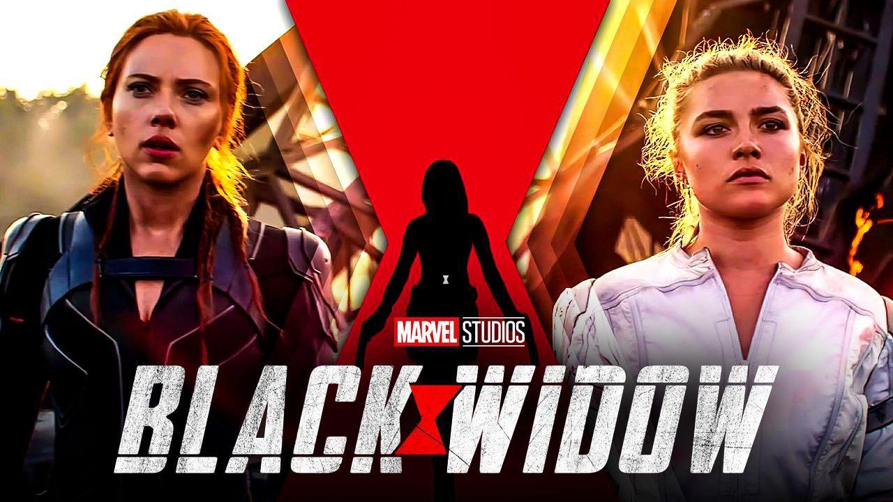 Scarlett Johansson Florence Pugh Black Widow