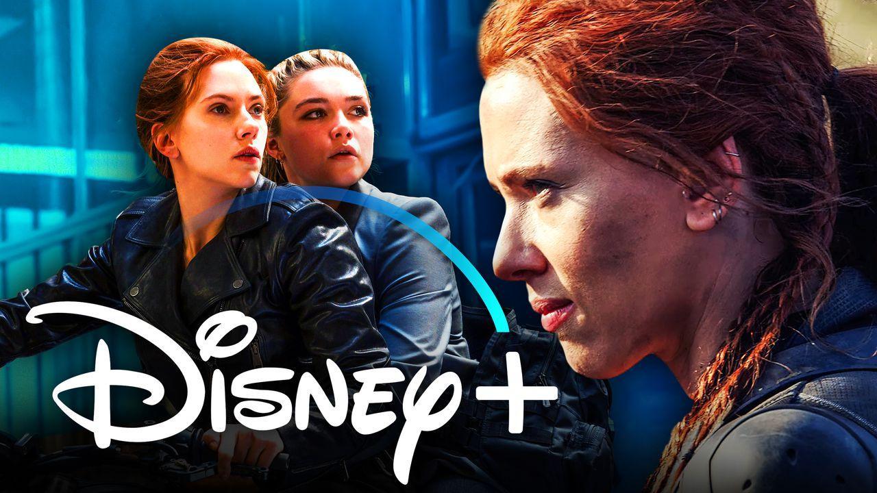 Black Widow Disney+