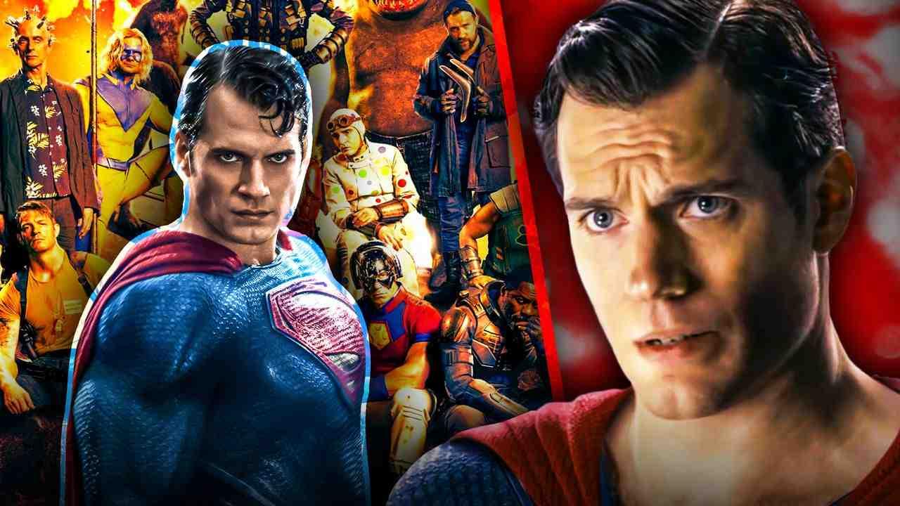 Superman Henry Cavill Suicide Squad