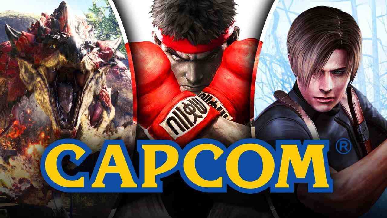 Monster Hunter, Street Fighter Poster, Resident Evil Poster