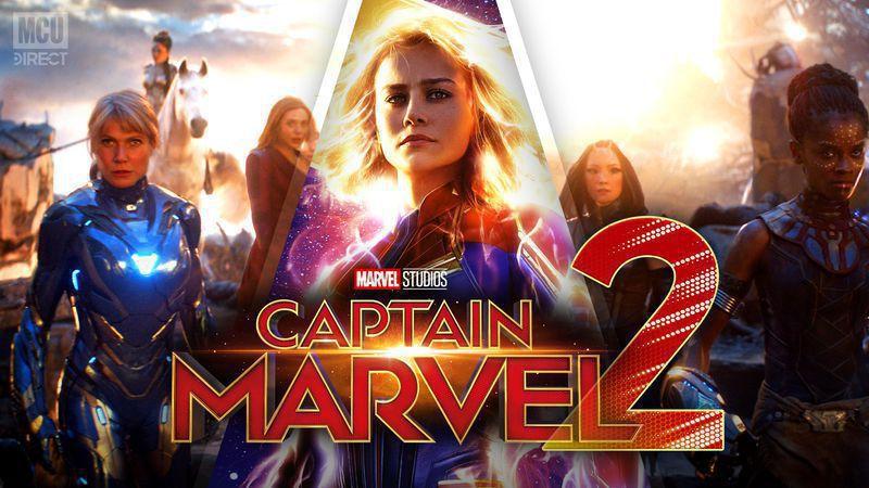 Captain Marvel New Avengers Movie