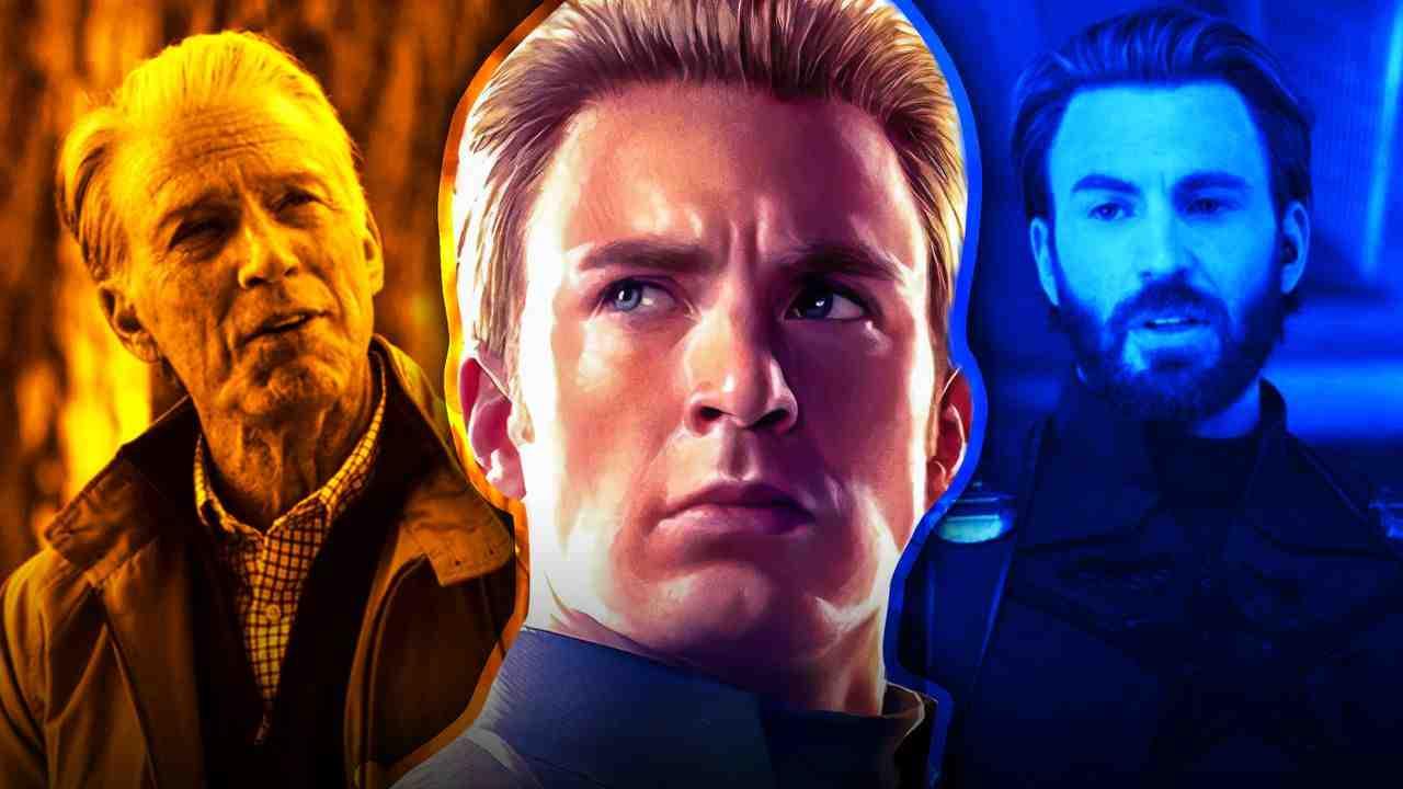 Old Steve Rogers, Steve Rogers, Captain America