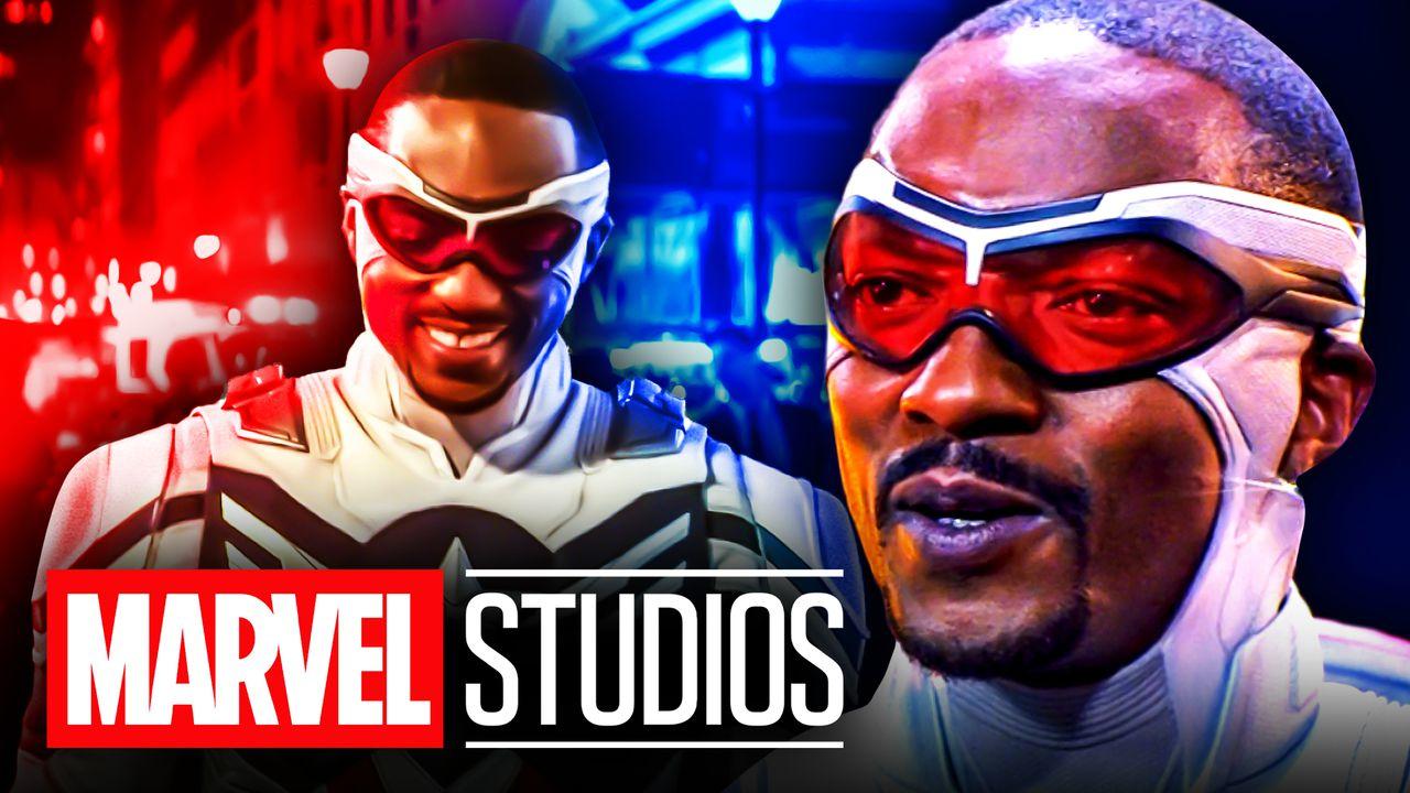Captain America 4 Anthony Mackie Marvel