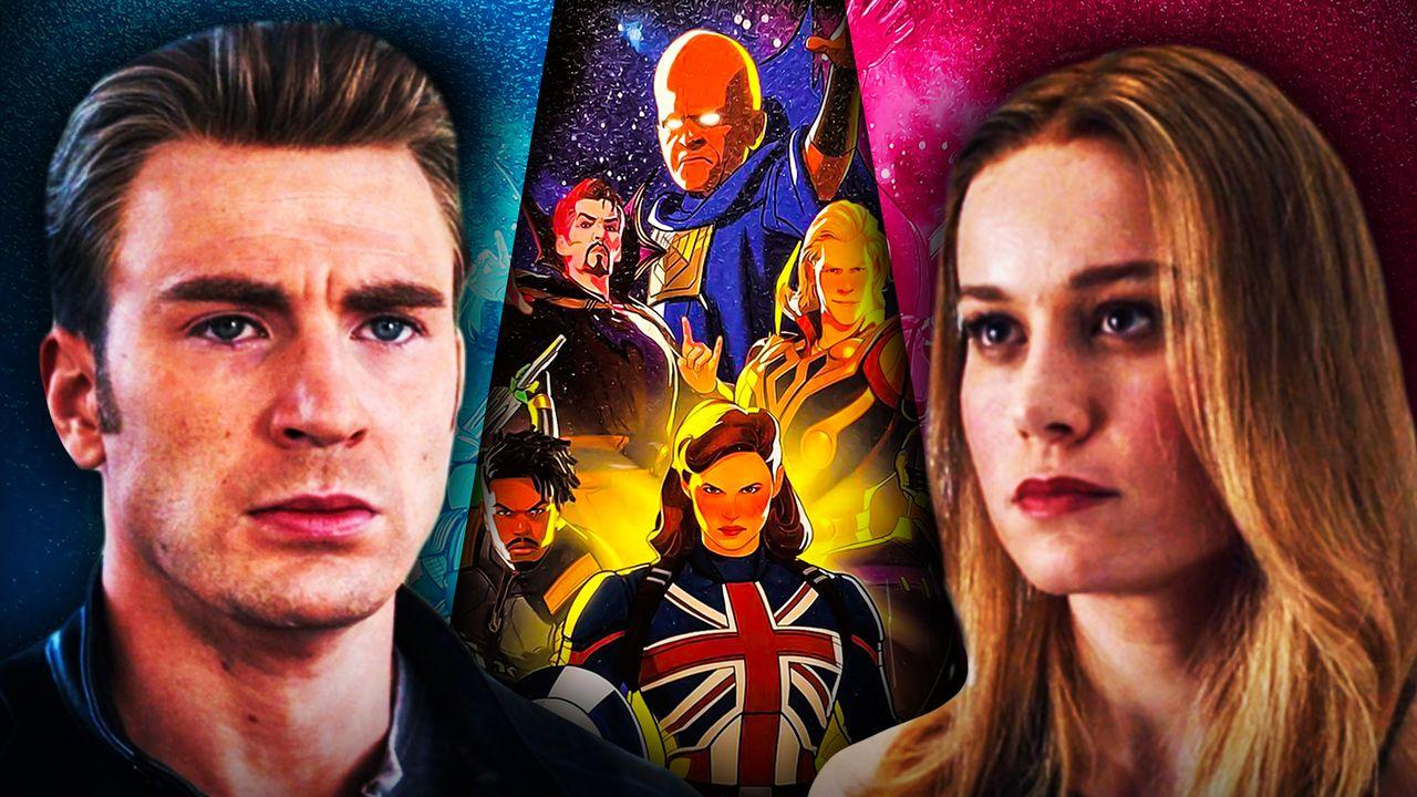 Marvel To Use Replacement Actors For Brie Larson, Chris Evans ...