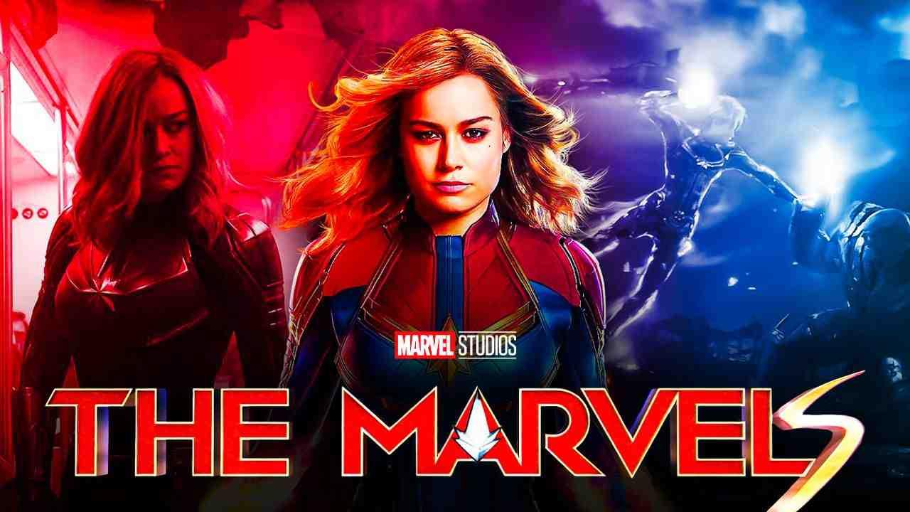 Captain Marvel 2 Brie Larson