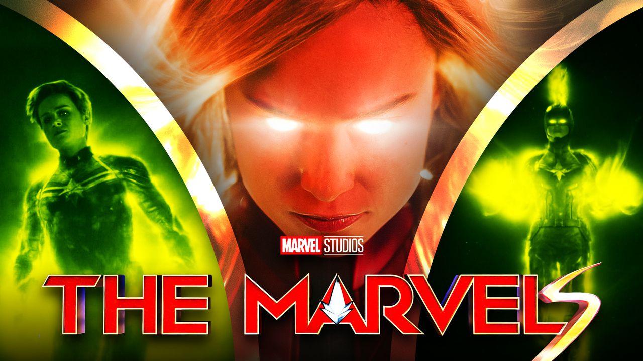 Marvel, MCU, Captain Marvel, Brie Larson