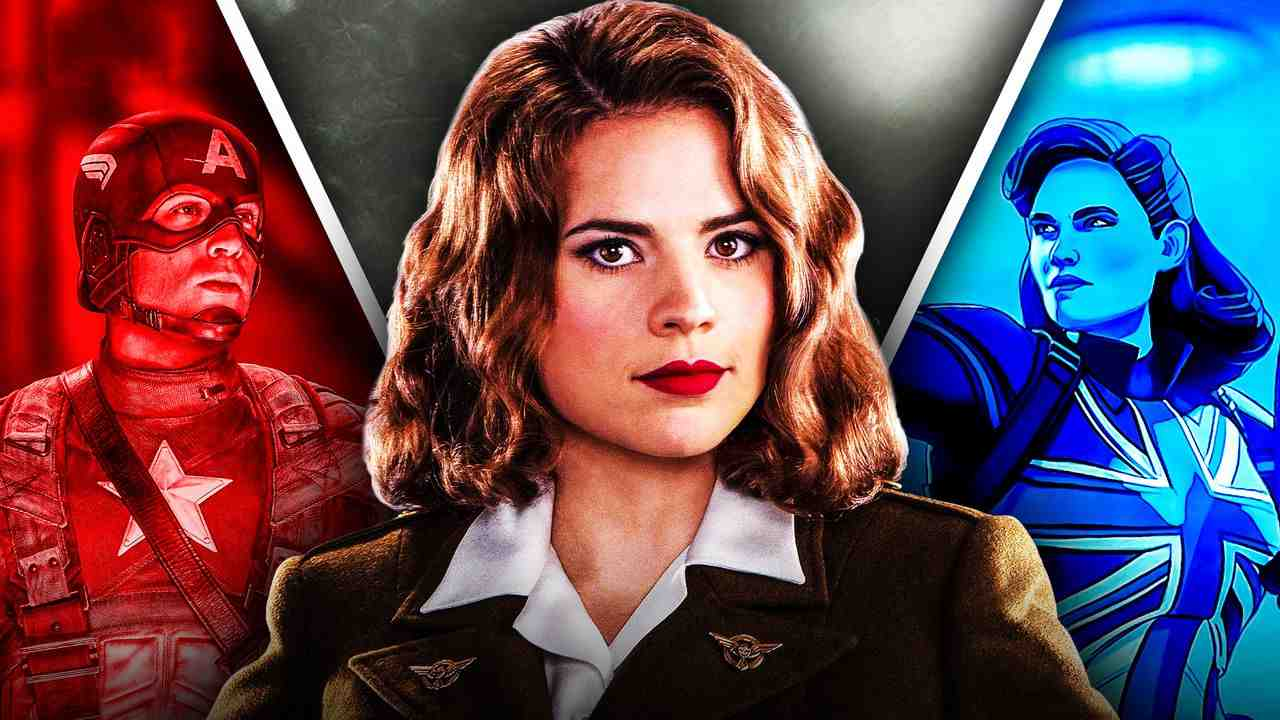Hayley Atwell Peggy Carter Captain America