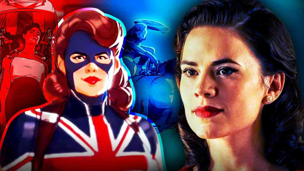 Hayley Atwell, Peggy Carter, Captain Britain, What If...?