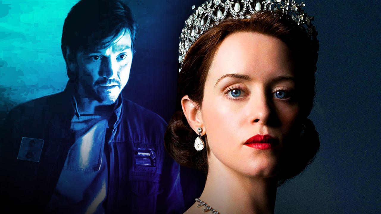 Cassian Andor, The Crown Netflix