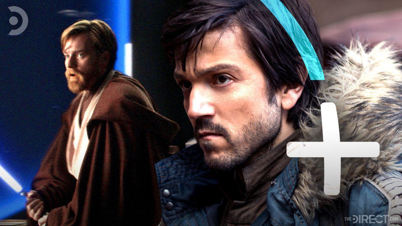 Obi Wan Kenobi and Cassian Andor