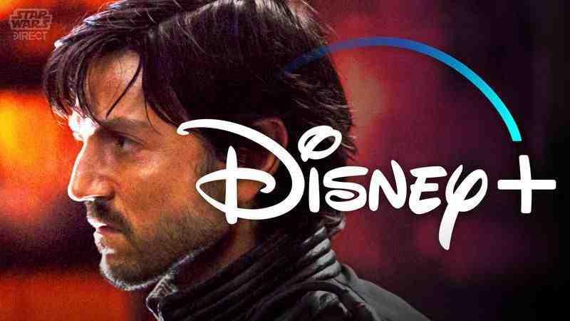 Diego Luna as Cassian Andor in Disney+ Series