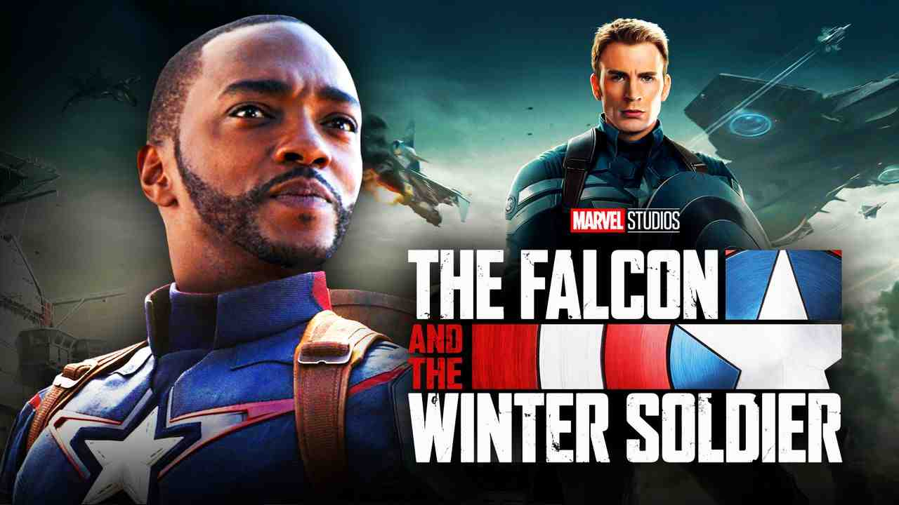 Sam Wilson as Captain America, Chris Evan's Captain America
