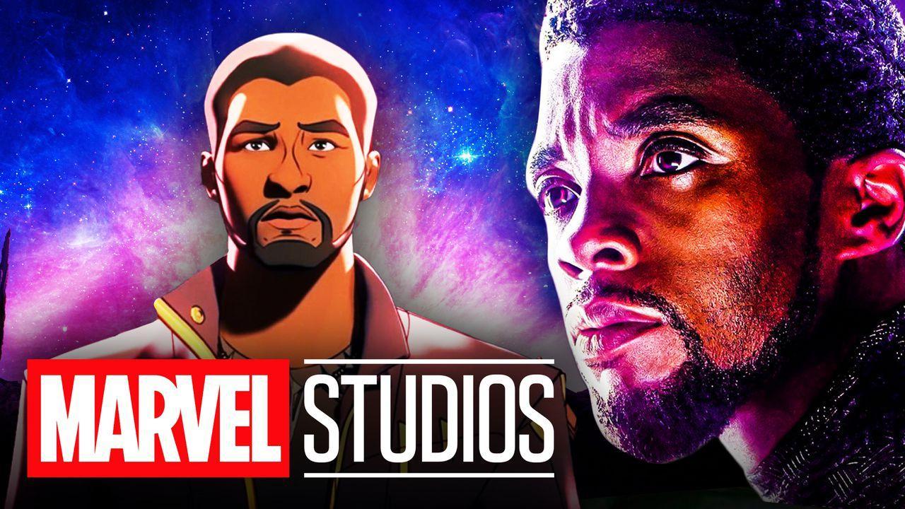Chadwick Boseman, TChalla, Marvel Studios