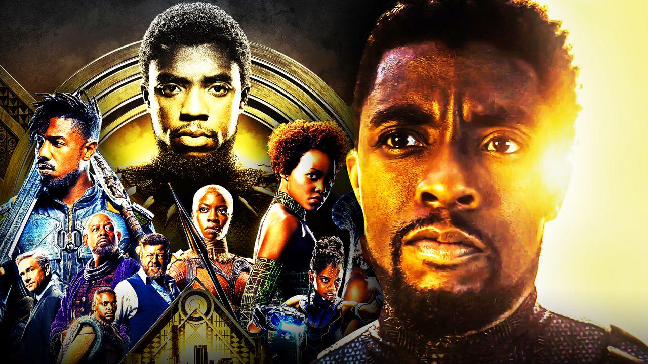Chadwick Boseman, Black Panther Movie