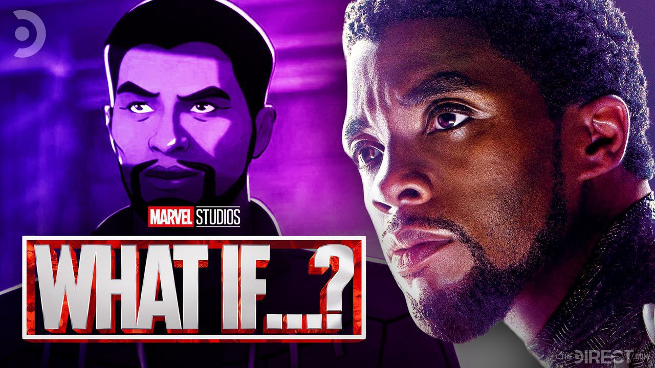 Chadwick Boseman, Black Panther in What If