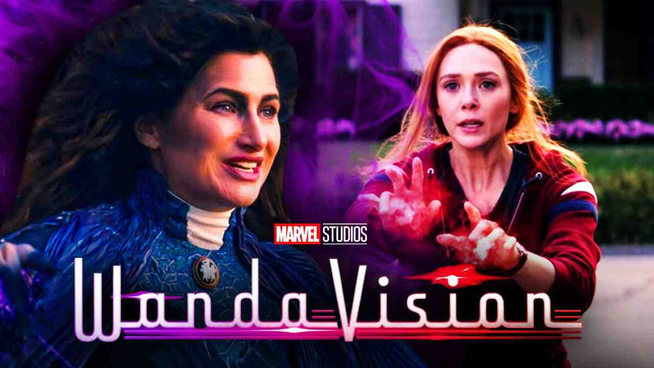 Agatha Harkness Scarlet Witch WandaVision