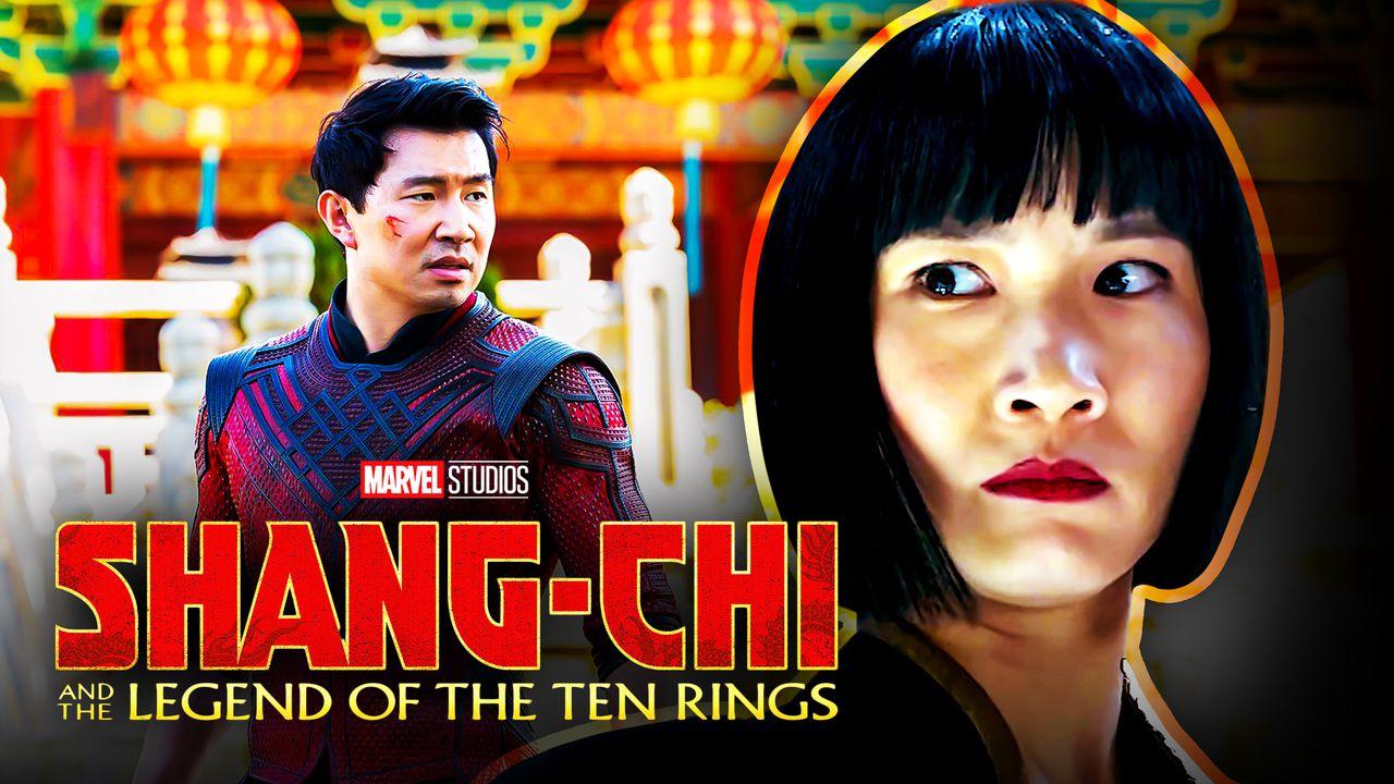 Shang-Chi Movie Sister