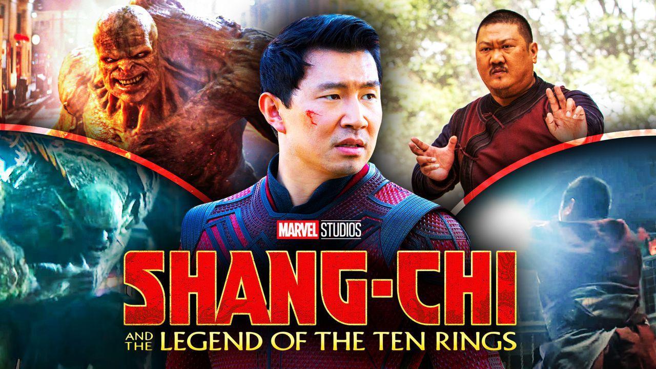 Shang-Chi Movie Characters Abomination Wong Trailer