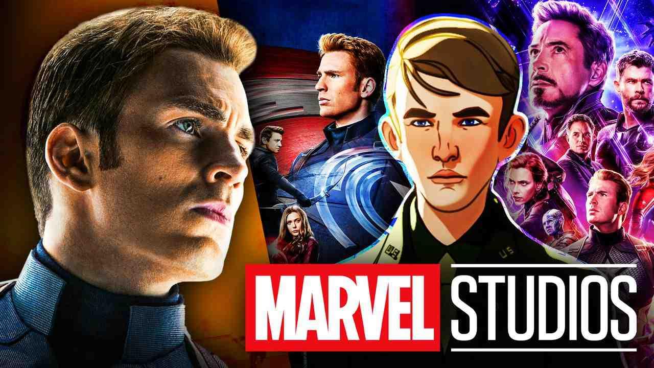 Chris Evans Captain America MCU What If