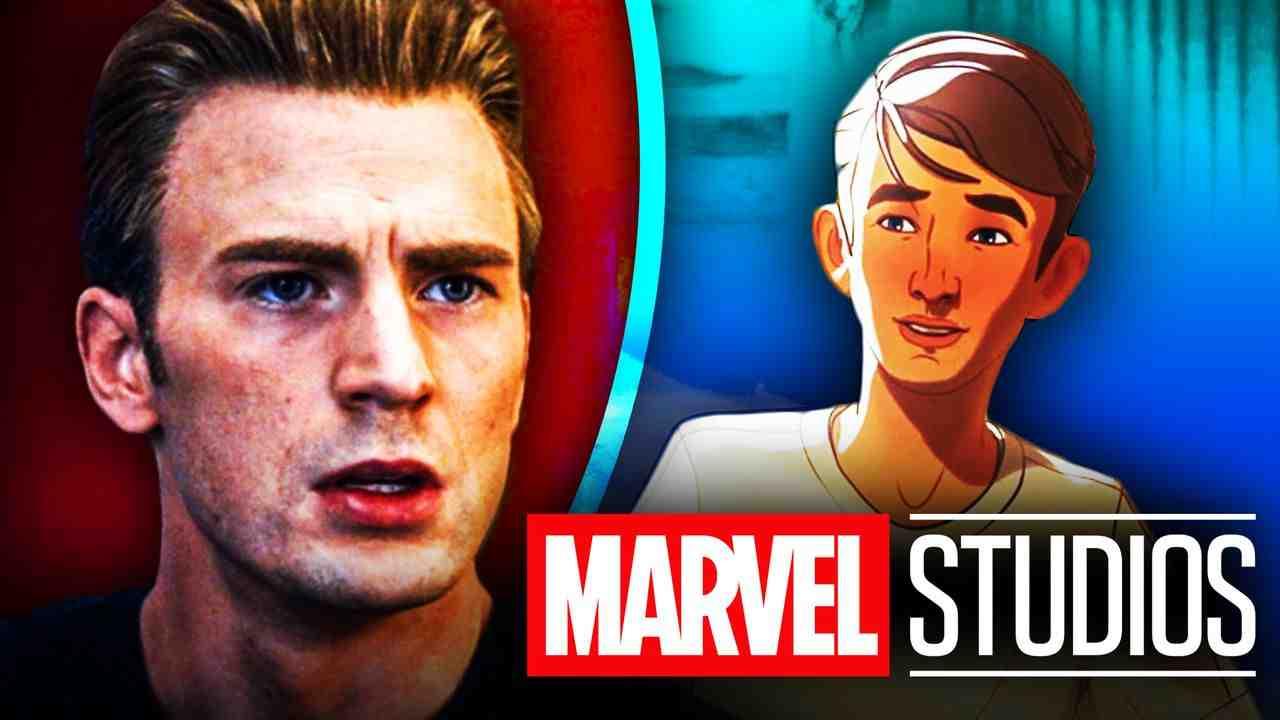 Chris Evans Captain America MCU