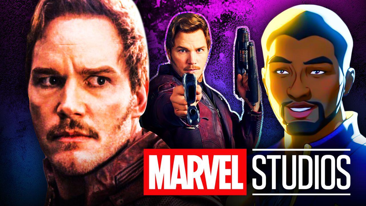 Chris Pratt Star-Lord MCU What If