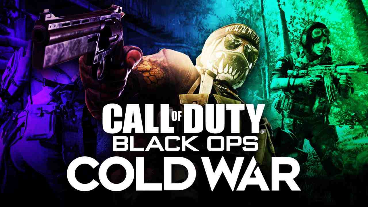 Call of Duty Black Ops Cold War Background