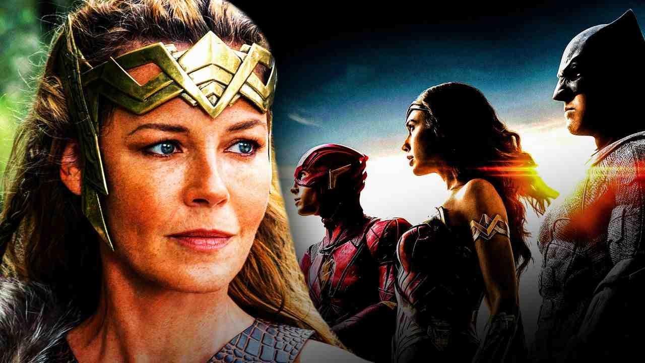 Connie Nielsen, Justice League