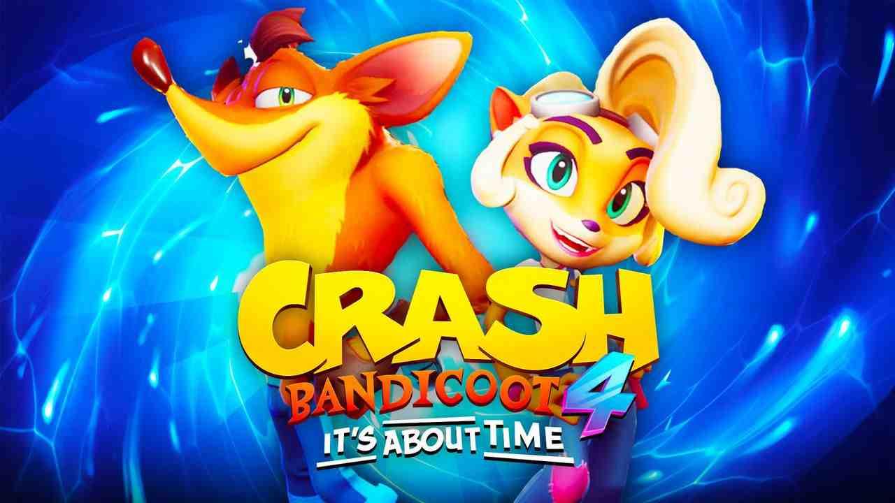 Crash Bandicoot 4 Characters