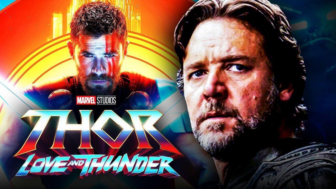 Russell Crowe, Thor 4, Love and Thunder