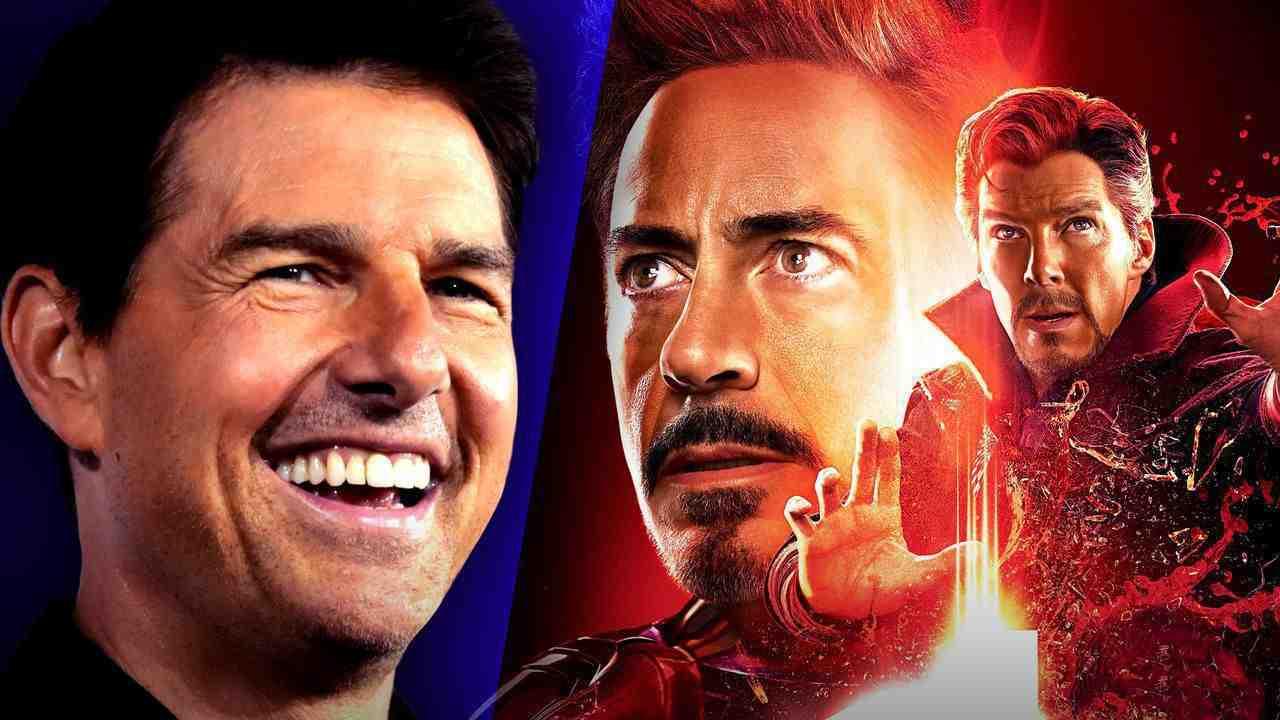 Tom Cruise, Benedict Cumberbatch, Doctor Strange