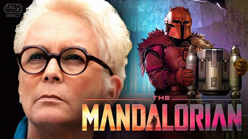 Jamie Lee Curtis The Mandalorian Season 2