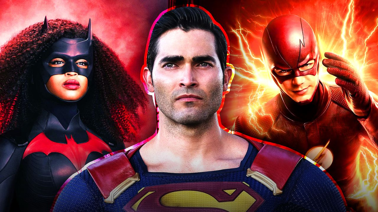 Superman, The Flash, Batwoman