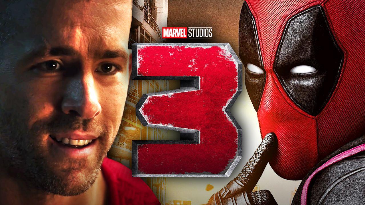 "Ryan Reynolds, ""3"" logo, Deadpool"