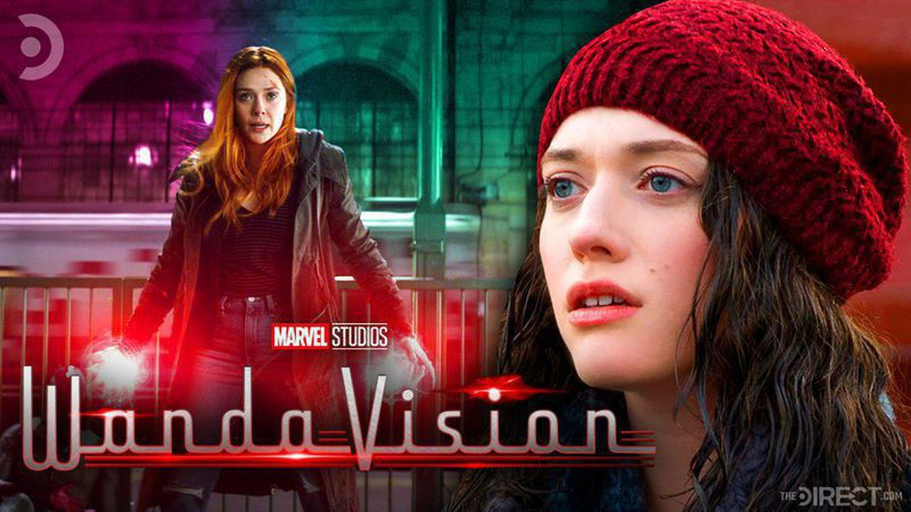 """Darcy Lewis from """"Thor"""" now co-starring in """"WandaVision"""" describes running through a field at night."""