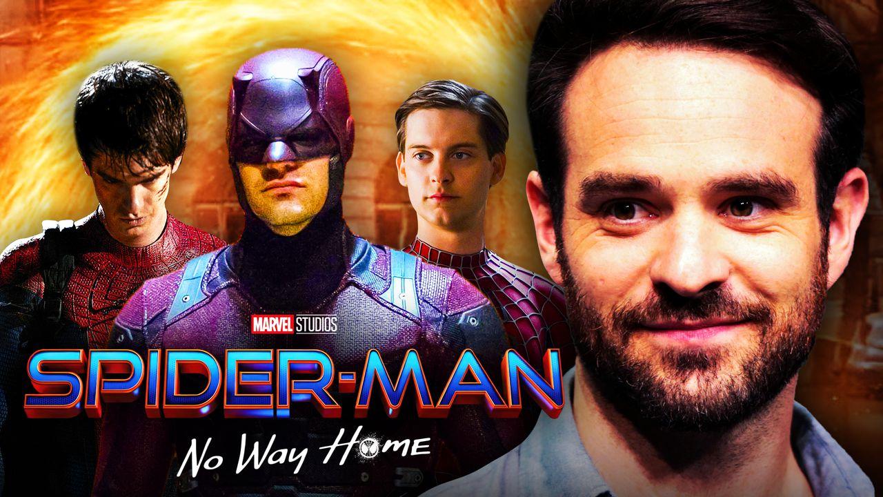 Charlie Cox Spider-Man No Way Home
