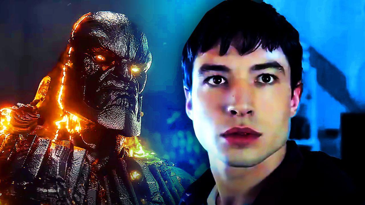 Darkseid Flash