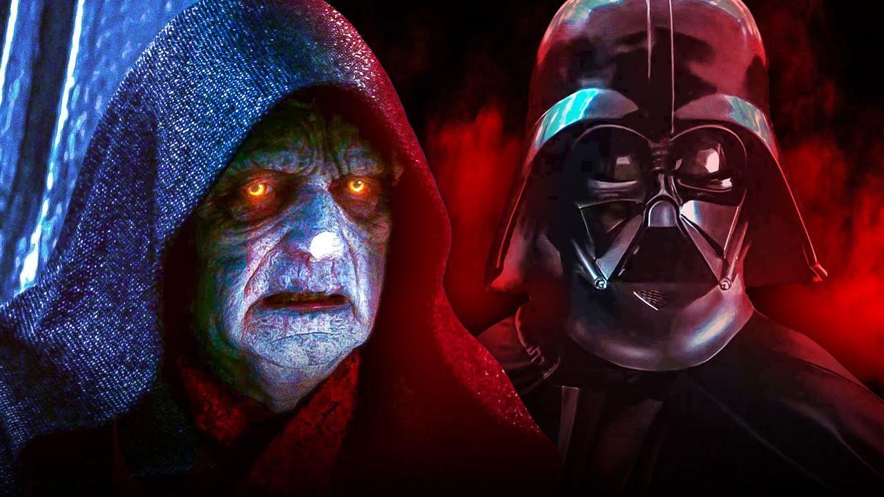 Palpatine, Darth Vader
