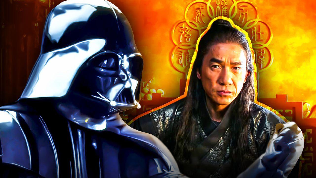 Darth Vader Mandarin