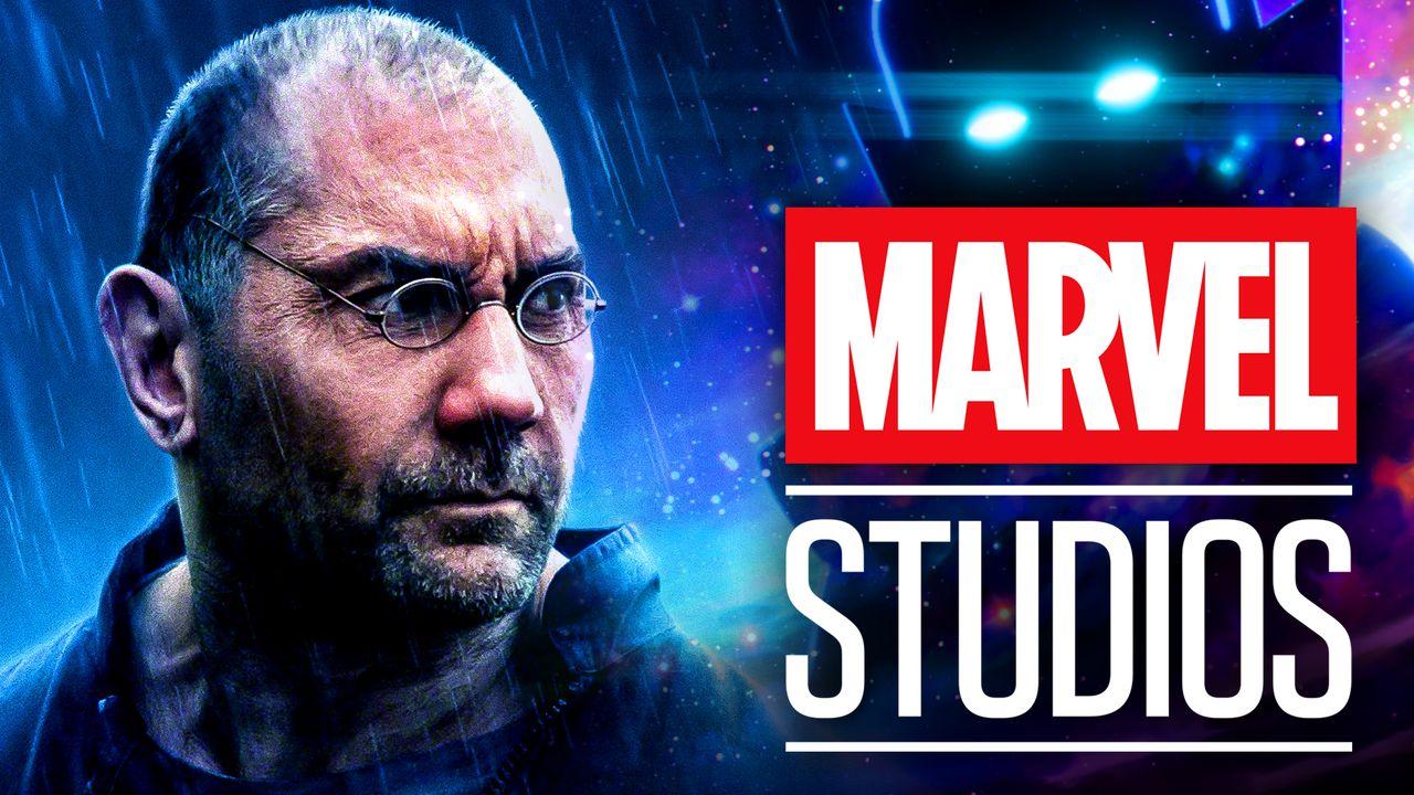Dave Bautista Watcher Marvel Studios