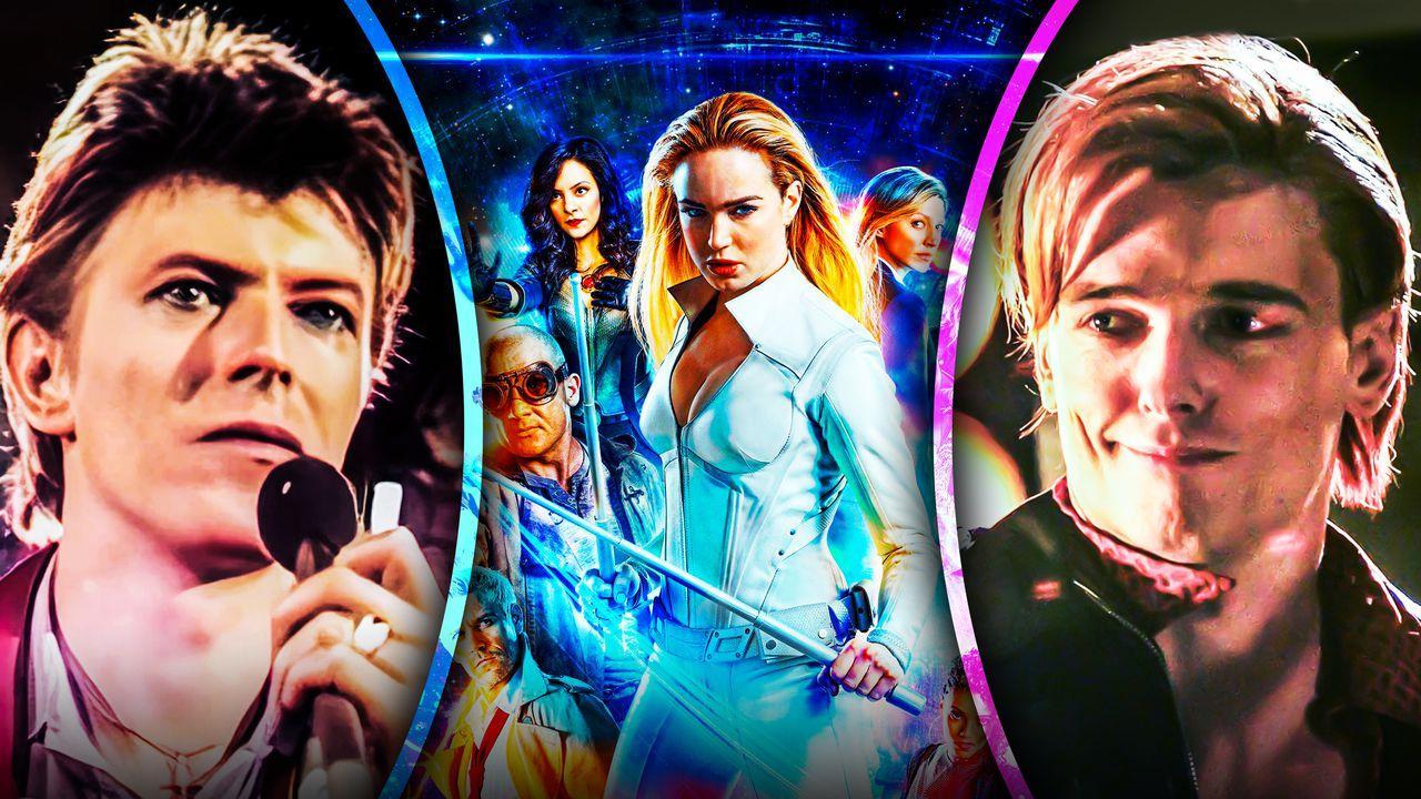 Thomas Nicholson David Bowie DC Legends of Tomorrow