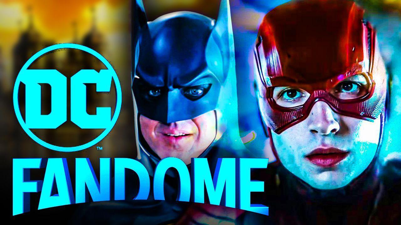 The Flash Movie, DC Fandome