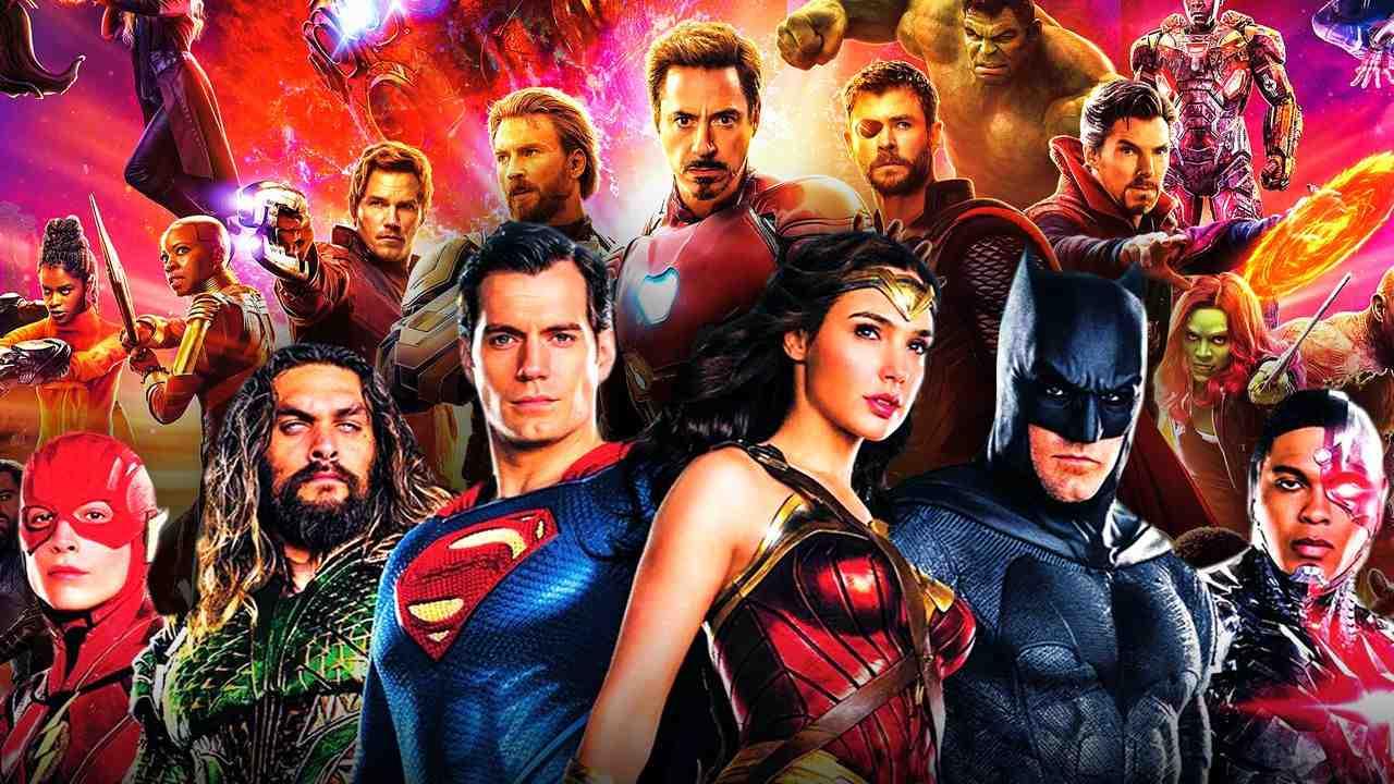 DC vs Marvel Crossover